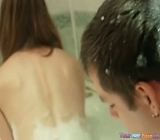 Teen Bathtub Threesome